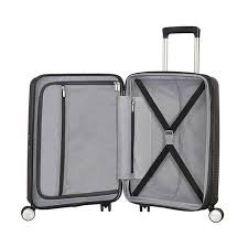 American Tourister Soundbox Spinner 67/24 TSA Exp Bassblack 32g 09002