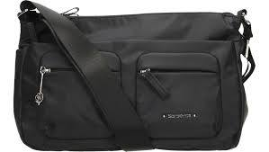 SAMSONITE ŽENSKA TORBA  NA RAME MOVE 3.0 BLACK