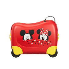 Samsonite kofer Mickey and Minnie Peeking, 43C*10001
