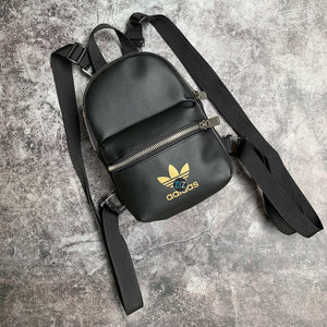 Balo mini Nữ - Black Mini Backpack