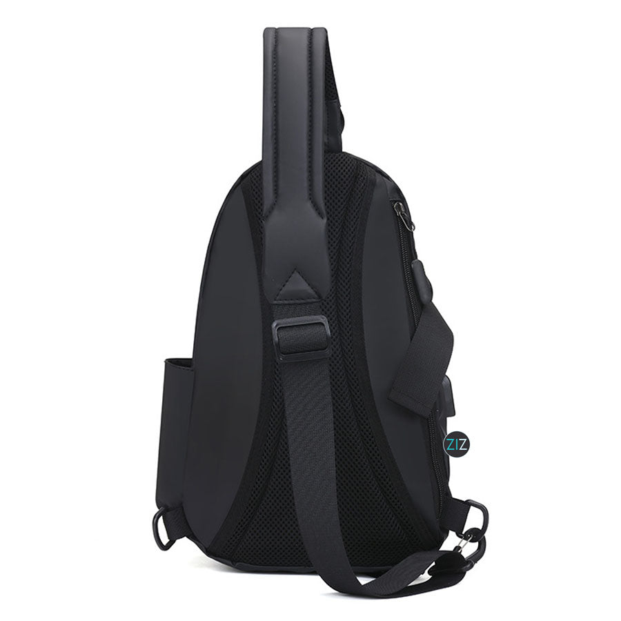 Balo quai chéo Nam Nữ - Urban Crossbody Backpack