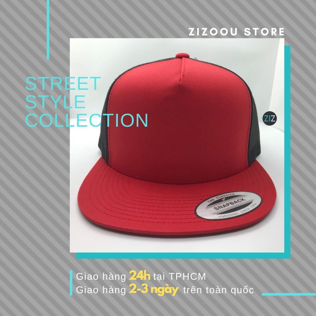 Nón Snapback Nam Nữ - Original Version