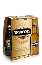 "Load image into Gallery viewer, Goldstar ""Unfilterd"",unfilterd Lager Beer, Six-pack (330ml*6)"