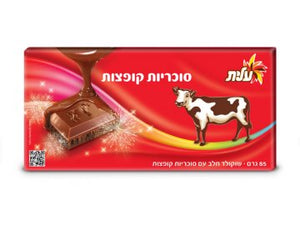 """Para"" milk Chocolate with Popping candies, 85g"