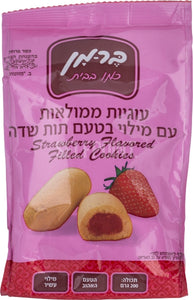 Cookies with Strawberry Flavoured Filling, 200g
