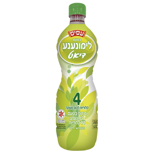 Lemon & Mint flavored Low Calorie Syrup,