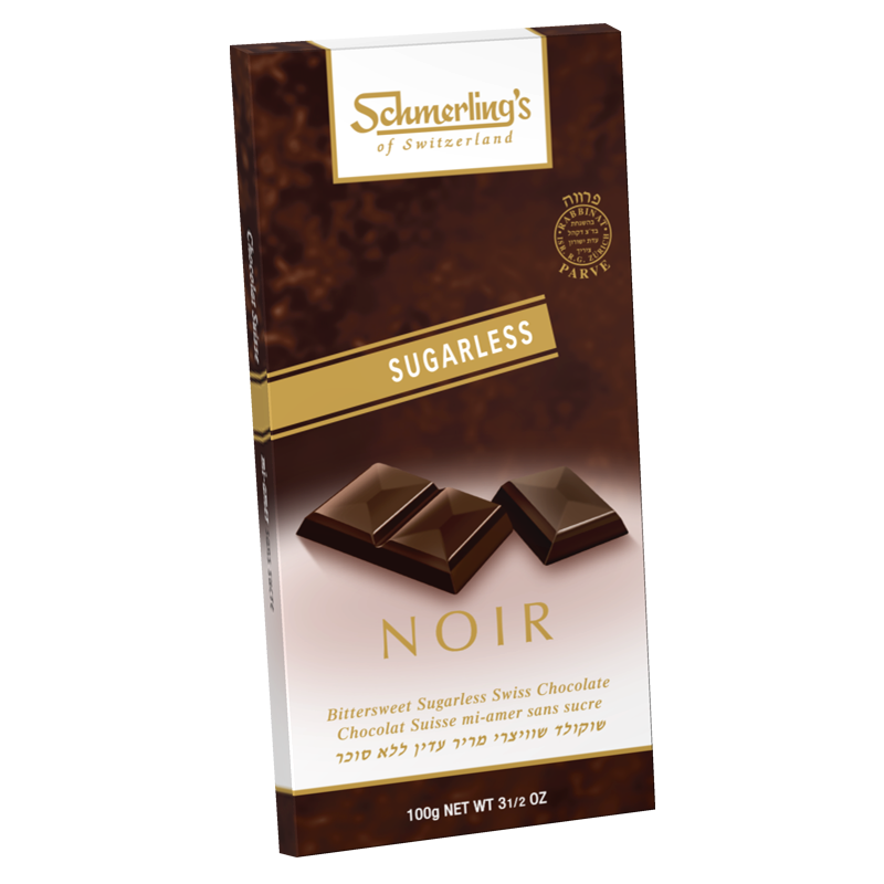 Chocolate -    Sugar Free Chocolate (Parve) 100g