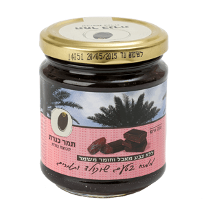 Date & Chocolate spread 330g