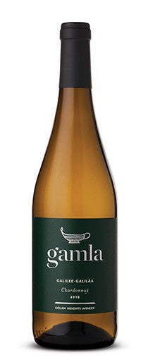 Gamla Chardonnay,  Dry White Wine, 750ml