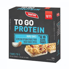 To-Go Protein Snack Bar, Coconut Flavored ,200g