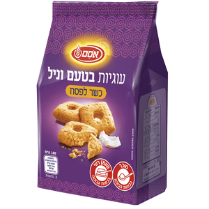 "Coconut Cookies ""Osem"", 180g"