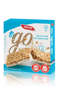 """To-Go"" Granola & Yogurt Cream Snack Bar,138g"