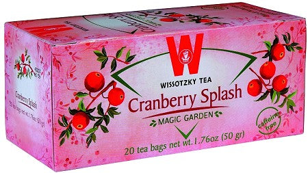 Cranberry splash Tea (20 Bags)