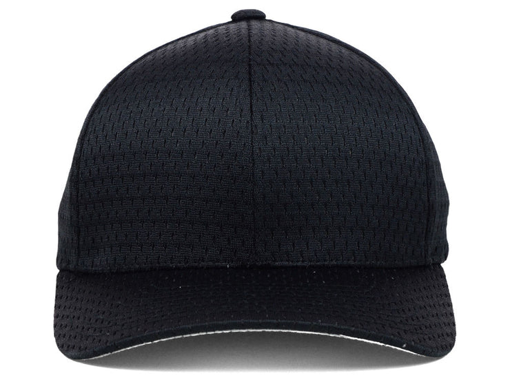 Flexfit Athletic Mesh - Black