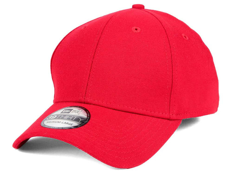 New Era Custom 39THIRTY - Red