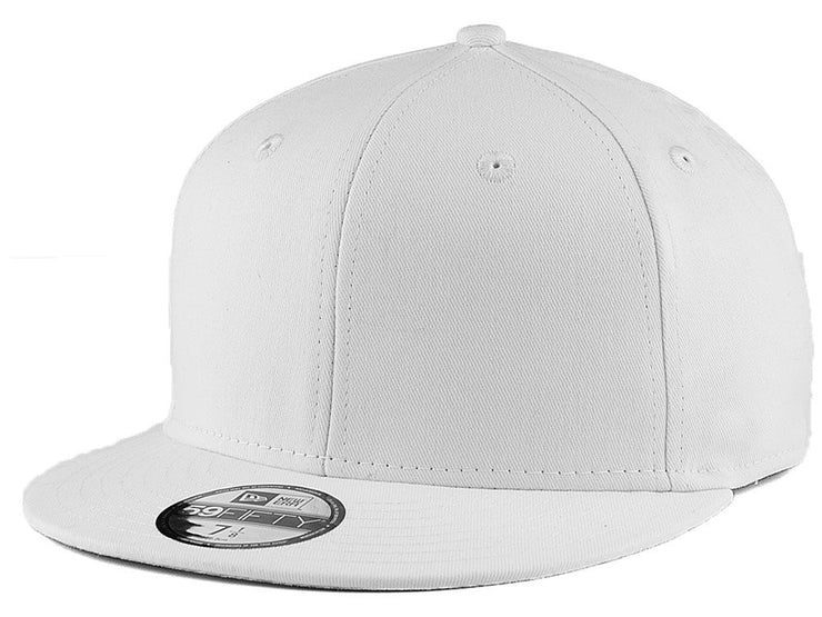 New Era Custom 59FIFTY - White