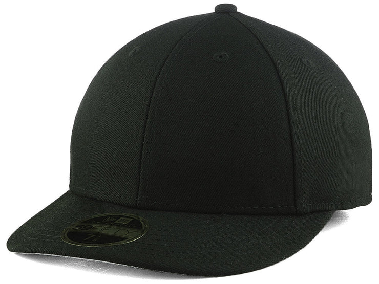 New Era Custom Low Pro 59FIFTY - Black