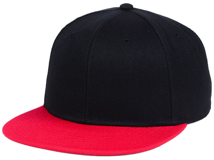 Headway Snapback - Black/Red