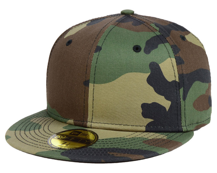 New Era Custom 59FIFTY - WoodlandCamo