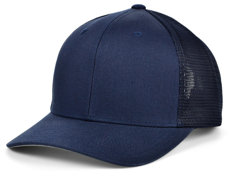 Flexfit Blank 110 Trucker - Navy