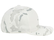 Flexfit Home Run - White/Camo