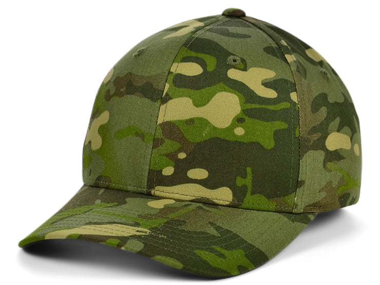 Flexfit Home Run - Green Camo