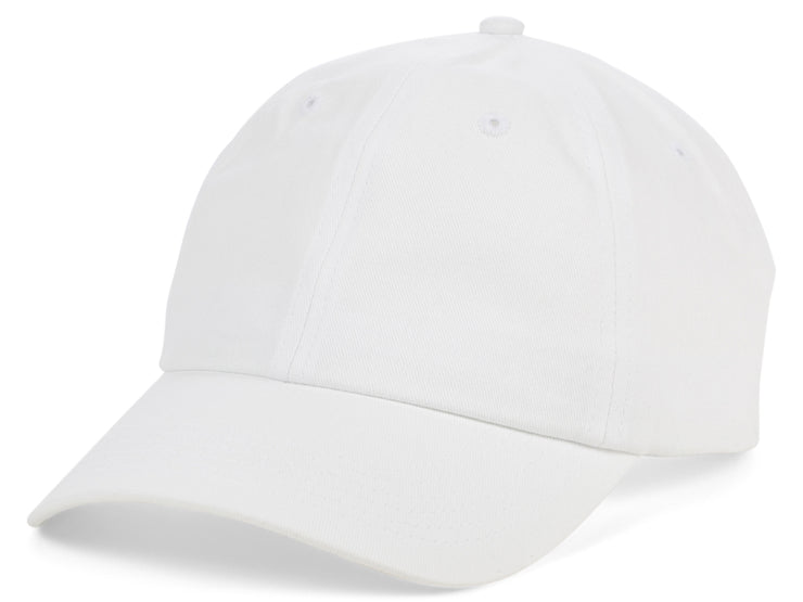 Sportsman Blank ValuCap Brushed - White