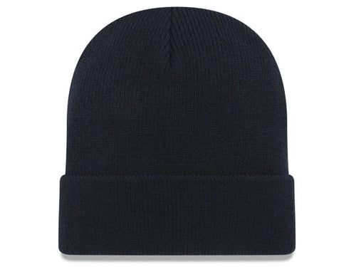 New Era Blank Cuff Knit - Navy
