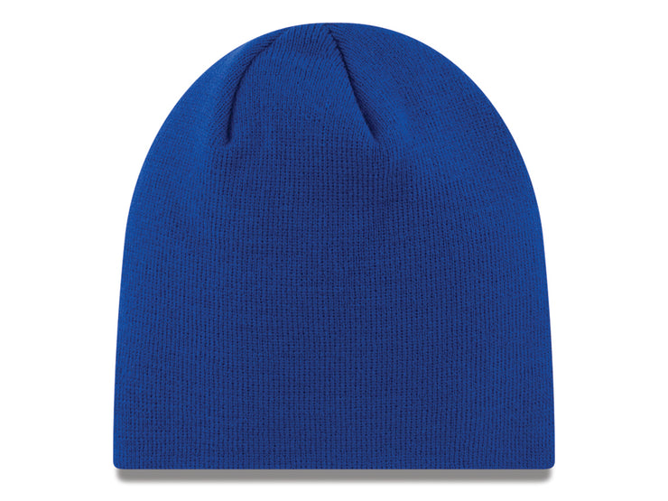 New Era Blank Toque Knit - Royal Blue