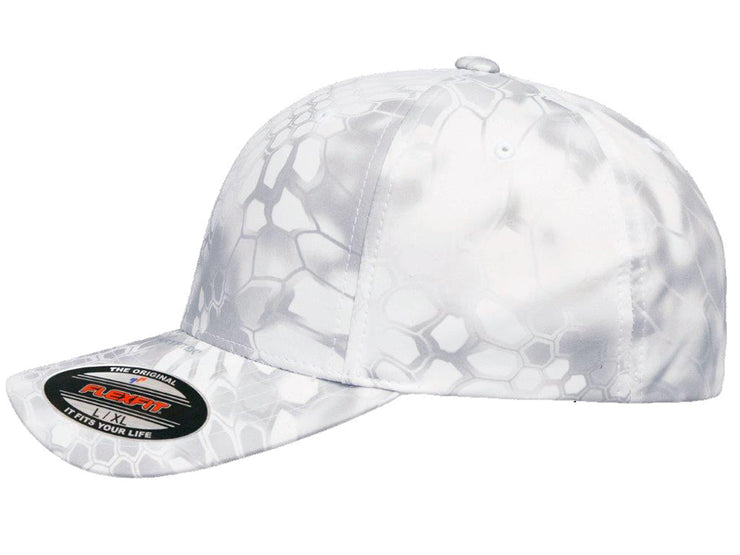 Flexfit Kryptek Flex Hat - White