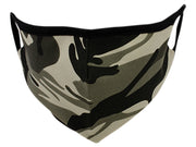 Lids Custom Comfort Face Mask - Camo/Black