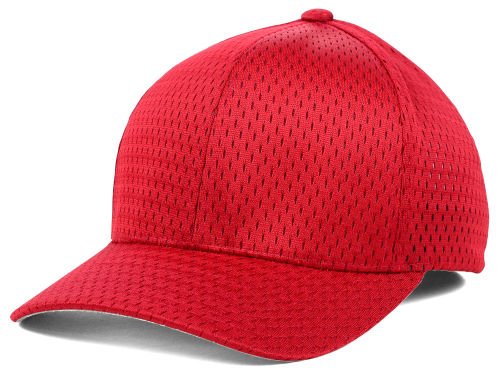 Flexfit Athletic Mesh - Red