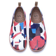 STREET CANVAS Men Art Designed Knitted Shoes