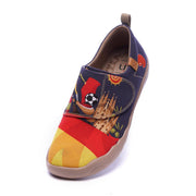 IBERIA Kids Art Canvas Shoes