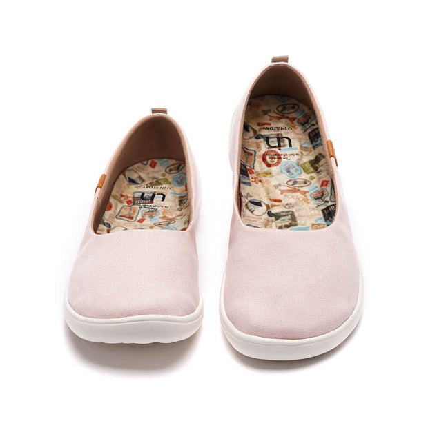 Valencia Canvas Pink