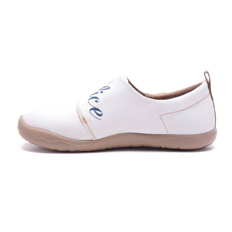 UIN Footwear Kid ALICE Kid Canvas loafers