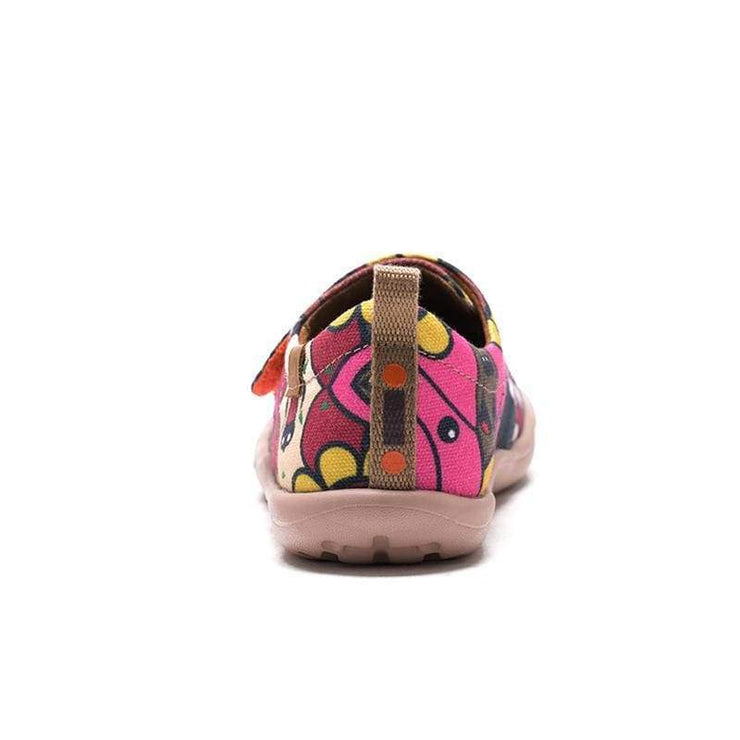 UIN Footwear Kid Cola Cola Canvas loafers
