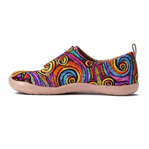 UIN Footwear Kid Glorious Star Kid Canvas loafers