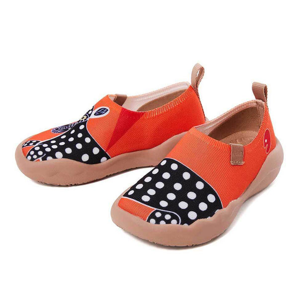UIN Footwear Kid Little Donkey Kid Canvas loafers