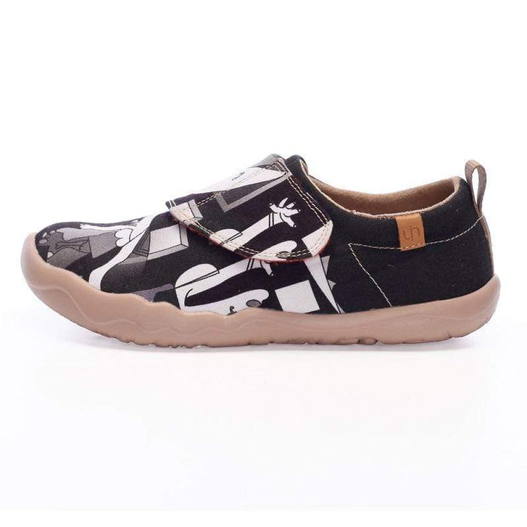 UIN Footwear Kid Pedro Canvas loafers