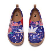 UIN Footwear Kid (Pre-sale) Opera House Kid Canvas loafers
