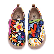 UIN Footwear Kid Secret Garden Kid Canvas loafers