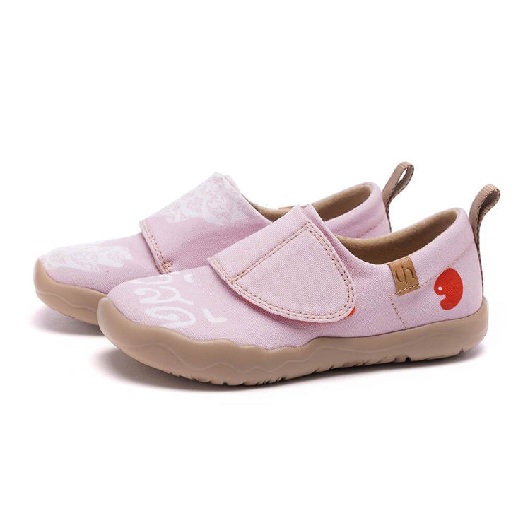 UIN Footwear Kid THAI SMILE Kid Canvas loafers