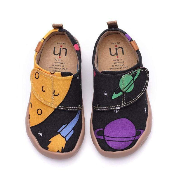 UIN Footwear Kid Universe Canvas loafers
