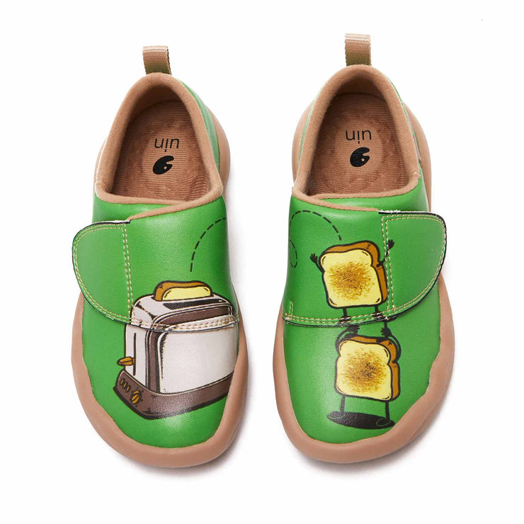 UIN Footwear Kid You Jump Kid Canvas loafers