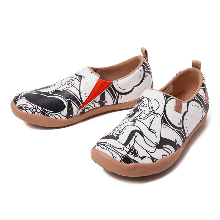UIN Footwear Men Chic Like Me Men Canvas loafers