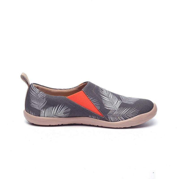 UIN Footwear Men Follow Your Freedom Canvas loafers
