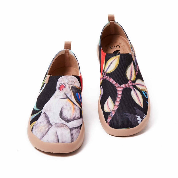 UIN Footwear Men Mandrill Men Canvas loafers