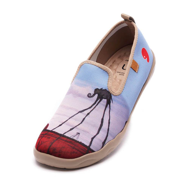UIN Footwear Men The Elephants Canvas loafers