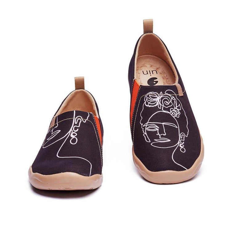 UIN Footwear Men Unibrow Men Canvas loafers